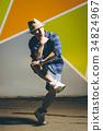 street dancer outside 34824967