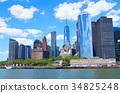 뉴욕의 거리 풍경 34825248