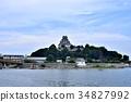 karatsu castle, castle, castles 34827992