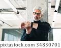 office businessman mature 34830701