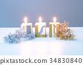 촛불 34830840