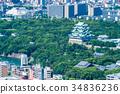 """""""아이 치현""""나고야 도시 이미지 34836236"""