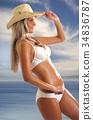 Sexy lady 34836787