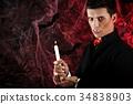 男性 吸血鬼 男人 34838903