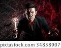 男性 吸血鬼 男人 34838907