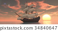 sail boat, sailboats, sailer 34840647
