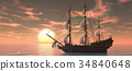 sail boat, sailboats, sailer 34840648