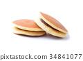 铜锣烧 甜食 蜜饯 34841077