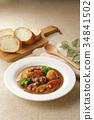 燉牛肉 燉湯 食物 34841502