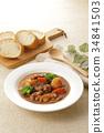 燉牛肉 燉湯 食物 34841503