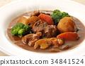 燉牛肉 燉湯 食物 34841524