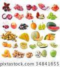 Dragon Fruit Orange 34841655
