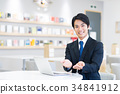 office, offices, business 34841912
