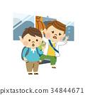 승강 혼잡 34844671