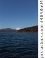 來自蘆之湖的富士山 34848604