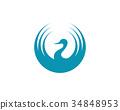 Goose Logo Template 34848953