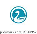 Goose Logo Template 34848957