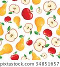 seamless kitchen background 34851657