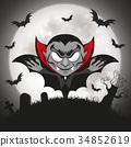 Dracula vampire halloween 34852619