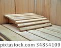 Element of private sauna 34854109