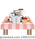 concept, cookware, kitchen 34854259
