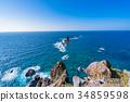 cape, kamui, ocean 34859598