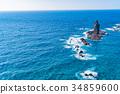 cape, kamui, ocean 34859600