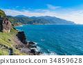 神威岬 海 大海 34859628