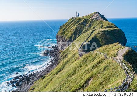 神威岬 海 大海 34859634