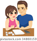 Couple Financial Problems 34860159