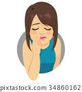 Depressed Girl 34860162