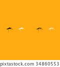 蚊子 疾病 剪影 34860553