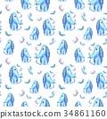 Star Dog Pattern 34861160