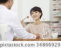 一對 這對夫婦 餐 34866929