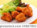 เมนูร้านเหล้าไก่ทอด 34867802