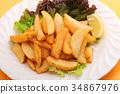 감자 튀김 34867976