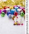 圣诞节 耶诞 圣诞 34870642