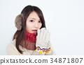 여성 인물 34871807