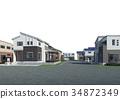 房屋 房子 住宅的 34872349