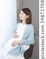 懷孕 孕婦 妊娠 34872768
