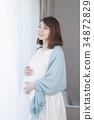 懷孕 孕婦 妊娠 34872829