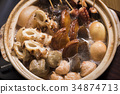 oden, japanese food, japanese cuisine 34874713