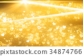 particles, particle, gleam 34874766
