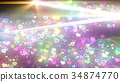 particles, particle, gleam 34874770