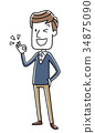 gesture, gestures, gesturing 34875090