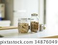 燕麥 麥片 穀物 34876049
