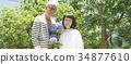 年長 夫婦 一對 34877610