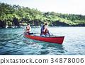 湖泊 湖 海灣 34878006
