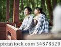 營地 露營 休閒 34878329