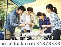 營地 露營 休閒 34878538